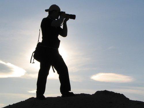 Att arbeta som fotograf
